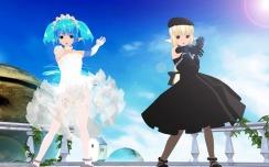 大天使フェアリ&堕天使リリファ03