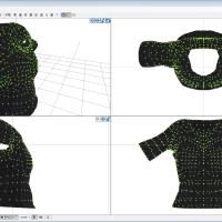 3D材質での両面化表示無しでの表裏制作方法の手順など